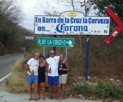 Barra de la Cruz Oaxaca, Mexico