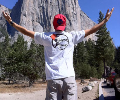 Yosemite National Park. CA, USA