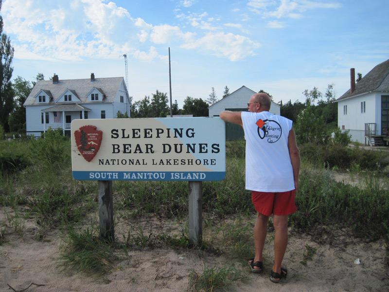 Sleeping Bear Dunes. MI, USA.